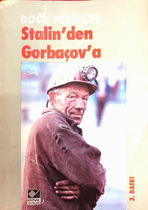 Stalin'den Gorbaçov'a - Doğu Perinçek | Yeni ve İkinci El Ucuz Kitabın