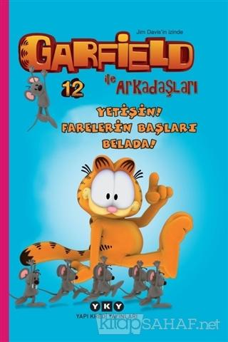 Yetişin! Farelerin Başları Belada! - Garfield İle Arkadaşları 12 - Jim
