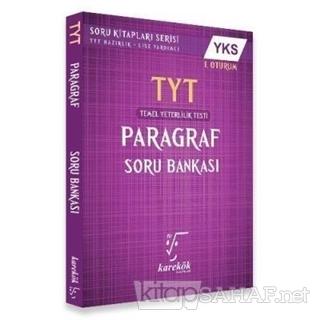 YKS TYT Paragraf Soru Bankası 1. Oturum - Ebru Çaloğlu- | Yeni ve İkin