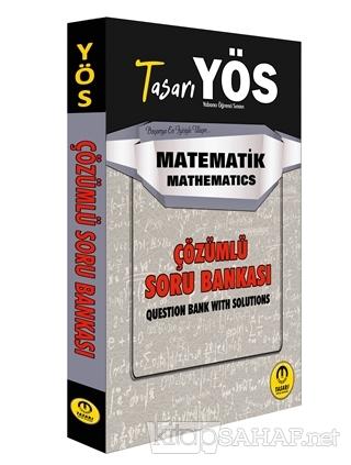 YÖS Matematik Çözümlü Soru Bankası - Kolektif | Yeni ve İkinci El Ucuz