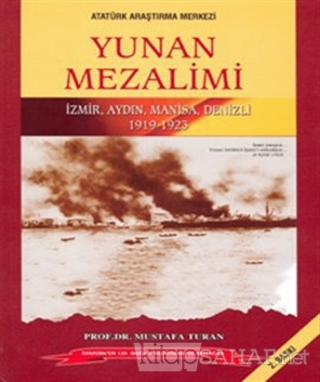 Yunan Mezalimi - Mustafa Turan- | Yeni ve İkinci El Ucuz Kitabın Adres