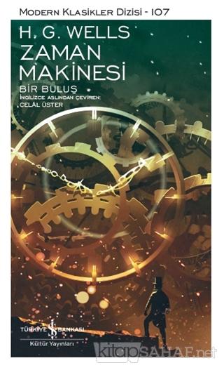 Zaman Makinesi - H. G. Wells- | Yeni ve İkinci El Ucuz Kitabın Adresi