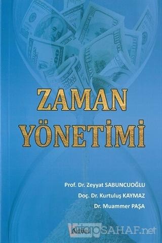 Zaman Yönetimi - Zeyyat Sabuncuoğlu- | Yeni ve İkinci El Ucuz Kitabın