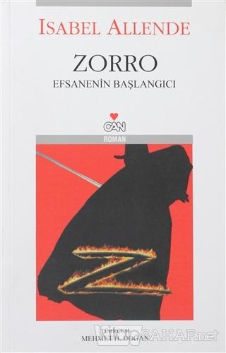 Zorro Efsanenin Başlangıcı - Isabel Allende | Yeni ve İkinci El Ucuz K