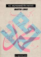 Hz. Muhammed'in Hayatı (Büyük Boy, Ciltli)