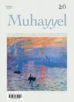 Muhayyel Dergi 26. Sayı Haziran 2020