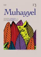 Muhayyel Dergi 13. Sayı Mayıs 2019