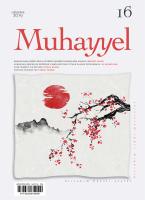 Muhayyel Dergi 16. Sayı Ağustos 2019