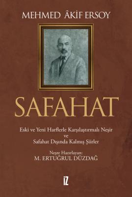 Safahat - Mehmed Âkif Ersoy