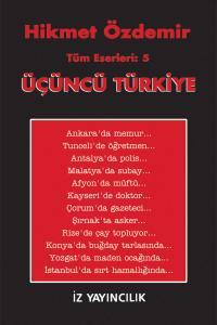 Üçüncü Türkiye - Hikmet Özdemir