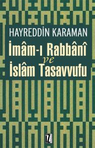 İmâm-ı Rabbânî ve İslam Tasavvufu