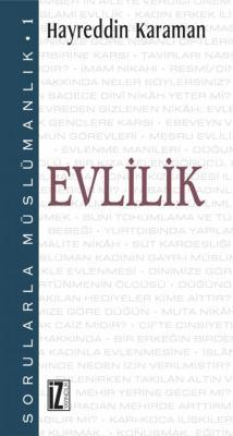 Evlilik - Hayreddin Karaman