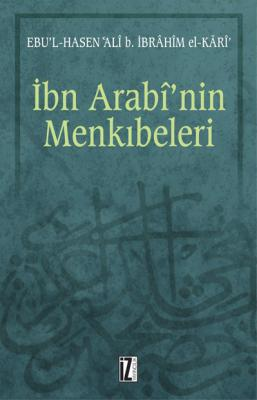 İbn Arabî'nin Menkıbeleri