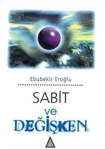 Sabit ve Değişken - Ebubekir Eroğlu