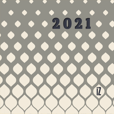İz Yayıncılık 2021 Ajandası -