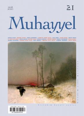 Muhayyel Dergi 21. Sayı Ocak 2020