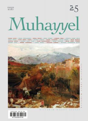 Muhayyel Dergi 25. Sayı Mayıs 2020 -