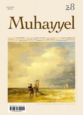 Muhayyel Dergi 28. Sayı Ağustos 2020 -