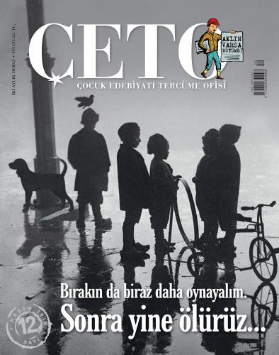 Çeto Dergisi 12. Sayı