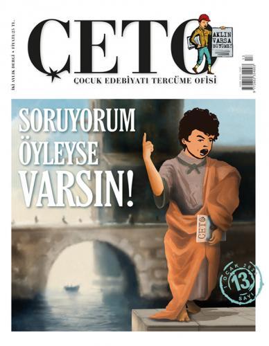 Çeto Dergisi 13. Sayı