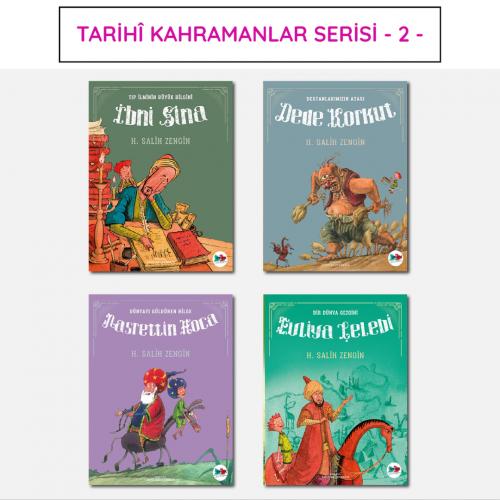 Tarihi Kahramanlar Serisi - 2 - H. Salih Zengin