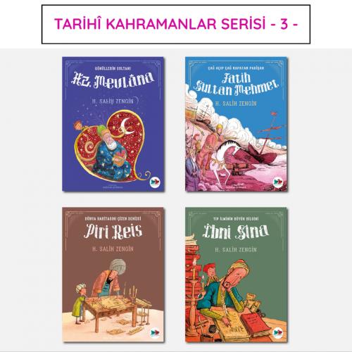 Tarihi Kahramanlar Serisi - 3 - H. Salih Zengin