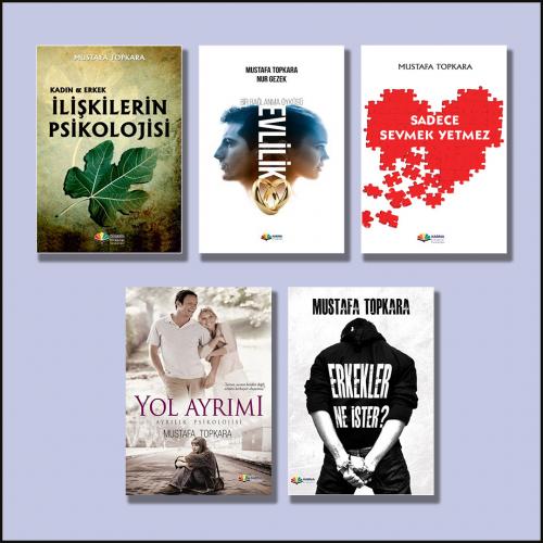 Mustafa Topkara - Psikoloji Kitapları Mustafa Topkara