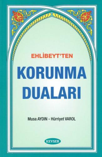 Korunma Duaları (CEP BOY) %20 indirimli Musa Aydın
