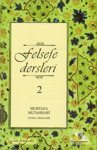 Felsefe Dersleri - 2 %17 indirimli Murtaza Mutahhari