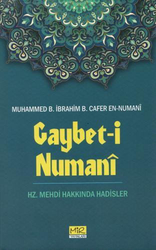 Gaybet-i Numanî Muhammed b. İbrahim b. Cafer En-Numanî