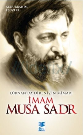 İmam Musa Sadr %20 indirimli Abdurrahim Ebuzeri