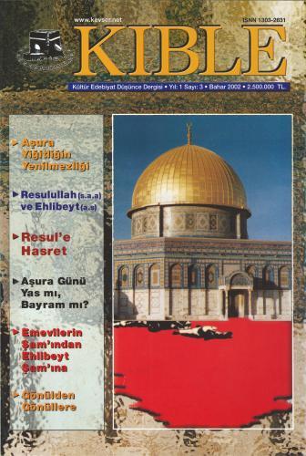 Kıble Dergisi - Sayı 03 Komisyon (Kıble Dergisi)
