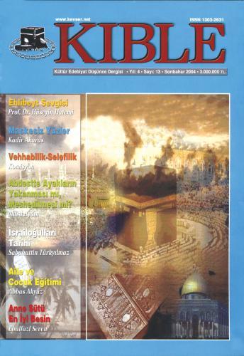 Kıble Dergisi - Sayı 13 Komisyon (Kıble Dergisi)