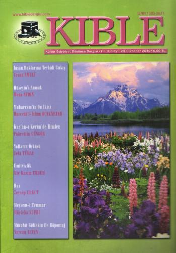 Kıble Dergisi - Sayı 28 Komisyon (Kıble Dergisi)