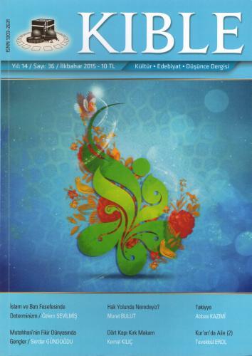Kıble Dergisi - Sayı 36 Komisyon (Kıble Dergisi)