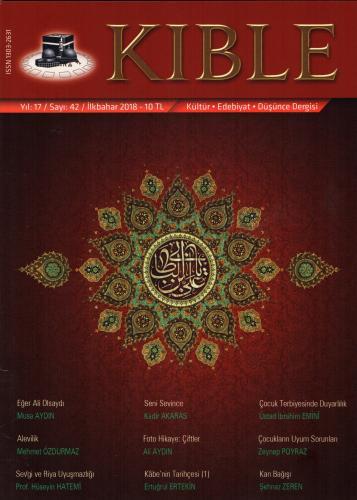 Kıble Dergisi - Sayı 42 Komisyon (Kıble Dergisi)