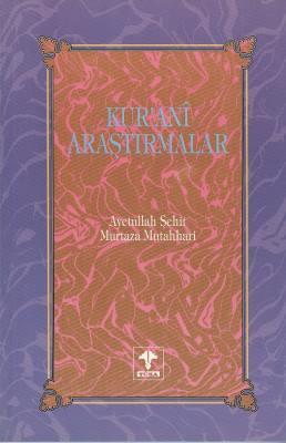 Kur'anî Araştırmalar c. 3 %20 indirimli Murtaza Mutahhari