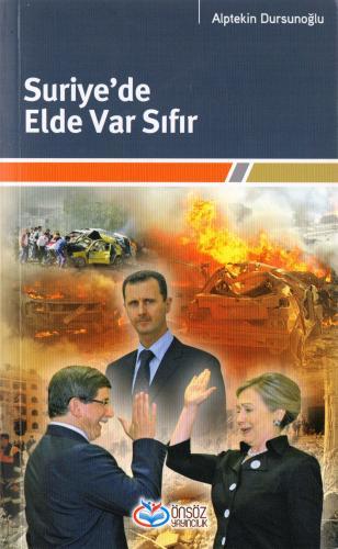 Suriye'de Elde Var Sıfır %24 indirimli Alptekin Dursunoğlu