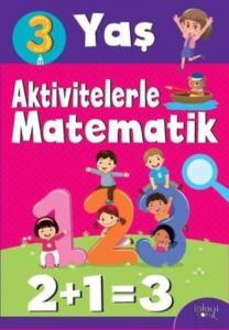 Aktivitelerle Matematik 3 Yaş-Kız