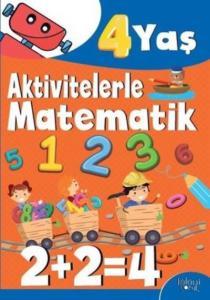 Aktivitelerle Matematik 4 Yaş