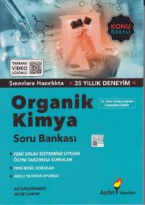 Aydın 12. Sınıf Organik Kimya Soru Bankası-YENİ