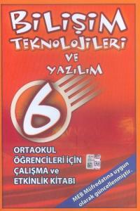 Ceren Bilişim Teknolojileri-6 (Çalışma ve Etkinlik Kitabı)