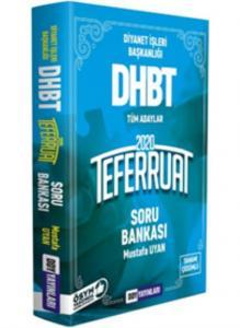 DDY DHBT Teferruat Serisi Çözümlü Soru Bankası-YENİ