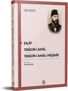 Eslaf-Teracim-i Ahval-Teracim-i Ahval-i Meşahir