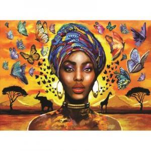 Hoş Kadın (Puzzle 1000) 1087
