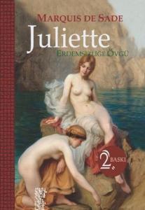 Juliette-1 Erdemsizlige Övgü Karton Kapak (Brd)