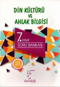 Karekök 7. Sınıf Din Kültürü ve Ahlak Bilgisi Soru Bankası-YENİ