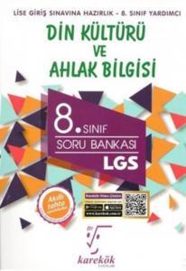 Karekök 8. Sınıf LGS Din Kültürü ve Ahlak Bilgisi Soru Bankası-YENİ