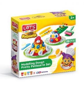 Lets Pastane Seti L8492