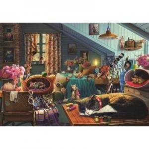 Oyun Odası (Puzzle 260) 3331